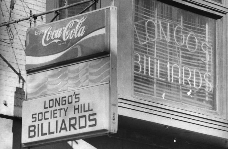 Longo's Billiards